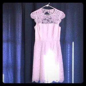 Beautiful open back Kate Spade lace dress